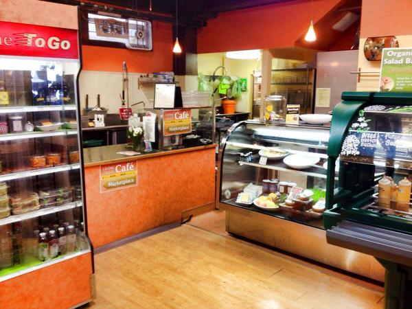Living Light Culinary Institute Cafe